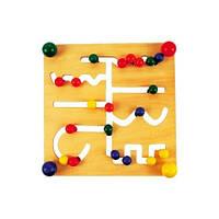 Деревянные игрушки МДИ - Лабиринт шарики (Д201)