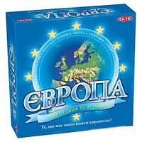 Настольная игра Tactic - Европа (02396)