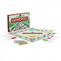 Настольная игра Hasbro - Монополия (00009E75)