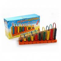 Деревянные игрушки МДИ - Арифметический счет (Д013), фото 1