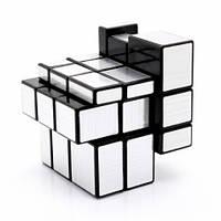 Smart Cube Зеркальный Кубик Рубика серебристый (SCM-S)