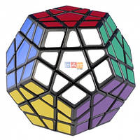 Smart Cube Megaminx Black Мегамикс (SCMM-B)