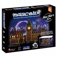3д Пазл Magic Box CubicFun - Новый Год в Лондоне OM3606h
