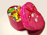 Скидка -50% на вторую коробочку Love is