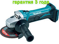 Аккумуляторная болгарка 115мм Makita BGA450Z
