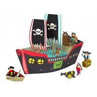 3D-набор Krooom - Пиратский корабль Купер (K-307)