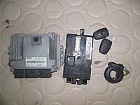 ЭБУ (комплект) (2,5 V TDI 16V) OPEL Vivaro 01-06 (Опель Виваро), 8200091517