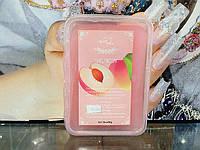 Ароматизированый парафин персик в упаковке