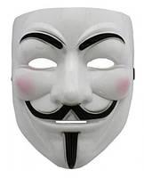Маска анонимуса Гая Фокса, фото 1