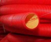121940N Труба гибкая двухшаровая электротехническая д.40мм (20 м) (121940N)
