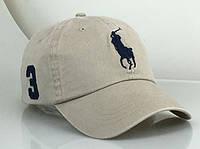 Качественный бейсболки Polo Ralf Lauren. Удобная и практичная кепка. Фирменная застежка. Оригинал. Код: КДН436