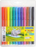 Фломастеры centropen набор 12 цветов чехия 7790/12 7790-12 Centropen