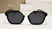 Солнцезащитные очки Dior Abstract черный цвет, фото 1