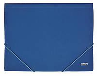 Папка на резинке A4 D1920-04, синяя