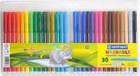 Фломастеры набор 30 цветов  Centropen Чехия 7790/30