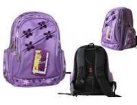 Рюкзак ортопедичний  фіолетовий  Z1,  M  Dr.Kong