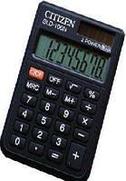 Калькулятор Citizen карманный, 8 розрядный SLD-100 N