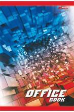 Тетрадь для конспектов 48 листов А4 офсетная бумага клетка обложка полноцветная мелованный картон ТВ-25К Бриск