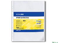 Файлы А4 +, 30 мкм, 100 шт. ( E31106-50 ) E31106-50 Economix