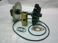 Ремкомплект турбокомпрессора ТКР 11Н-2 с ротором