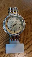 Часы Michael Kors  Darci Gold Crystal-set Dial Gold-ton (зол. циферблат)