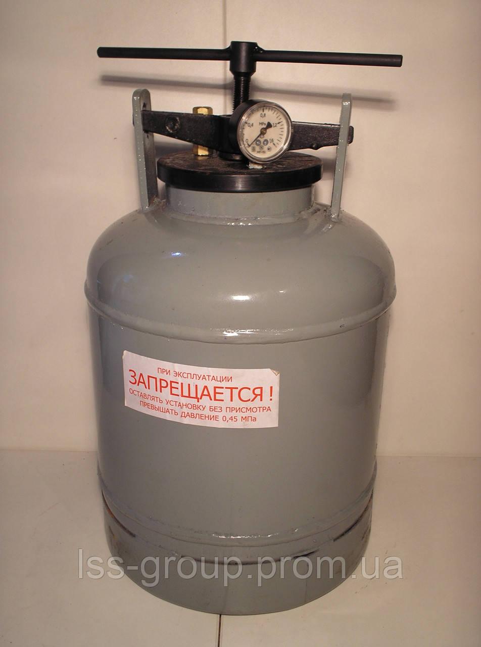 Автоклав для консервирования продуктов купить добрый жар самогонные аппараты и аксессуары
