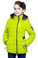 Детская курточка на спинке звезда