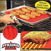 """Коврик силиконовый для запекания Пирамидка """"Pyramid Pan"""""""