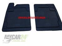 Резиновые ковры в салон UNI-TWIN 2-й, 3-й ряд сидений 1460/430мм (CLASIC) кт-2 шт.