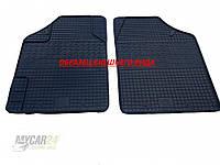 Резиновые ковры в салон UNI-TWIN 2-й, 3-й ряд сидений 1460/430мм (LUX) кт-2 шт.