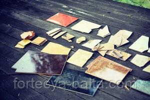 Керамическая плитка  Бой(кв.м)
