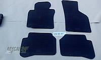 Резиновые ковры в салон Volkswagen B5 97- (CLASIC) кт-4 шт.