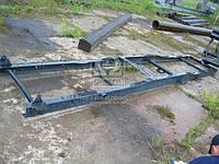 Рама ГАЗ 3302,33023 в сб. L4845 мм (пр-во ГАЗ)