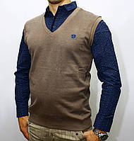 Турецкая мужская кофта-обманка, фото 1