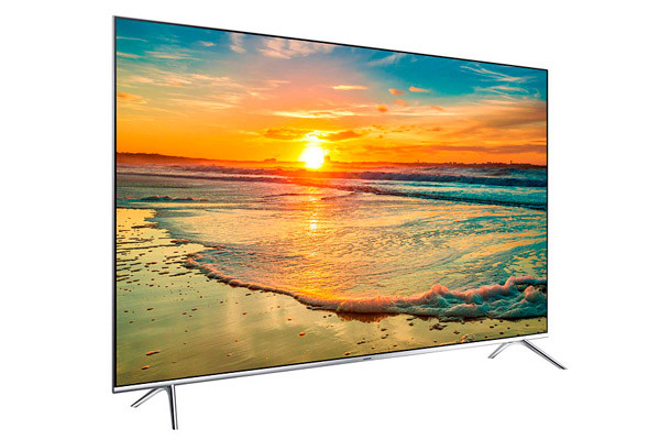 Телевизор Samsung UE55KS7080 (PQI 2100Гц, UltraHD 4K, Smart, Wi-Fi, ДУ  Remote Control)