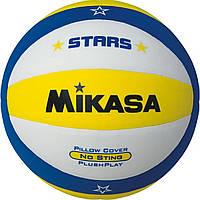 Мяч волейбольный Mikasa (VSV300-STARS-Y), фото 1