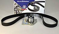 Комплект натяжитель + ремень ГРМ Renault Trafic 2001 ->  1.9dCi  — Hutchinson - HH KH 151