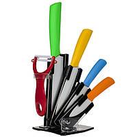 Набор керамических ножей- 3, 4, 5,6