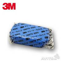 Абразивная голубая глина 3М.