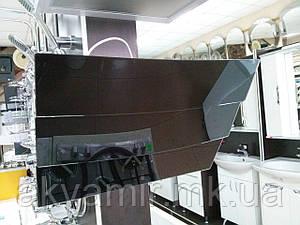 Вытяжка Fabiano Stella 60 Black (черная) наклонная