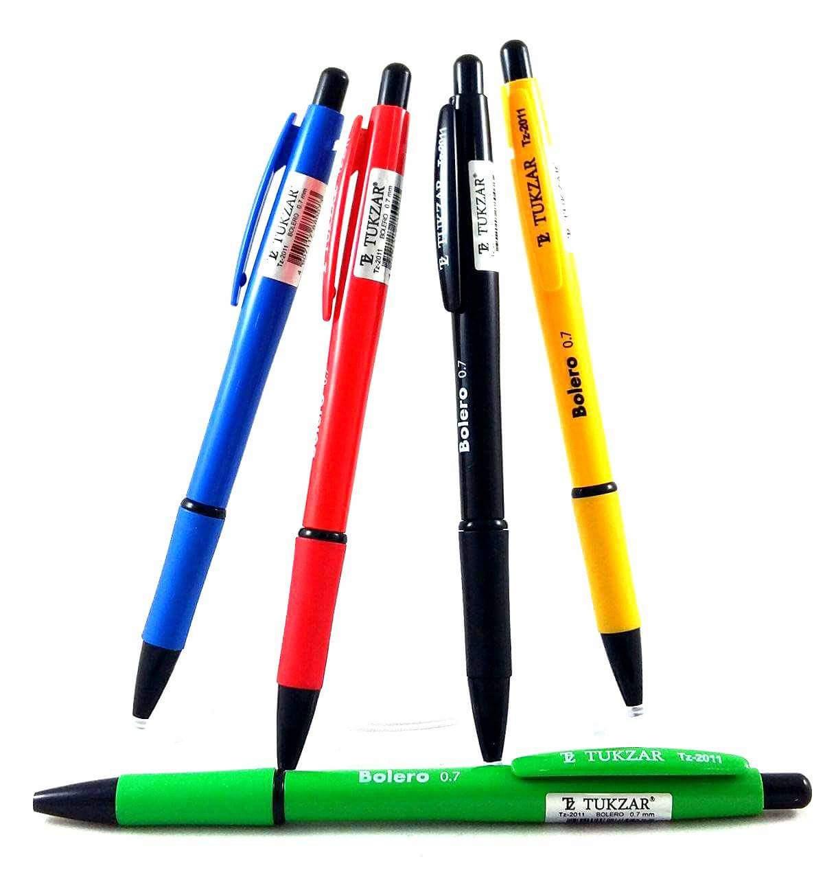 Ручка шариковая автоматическая Tukzar Bolero TZ-2011