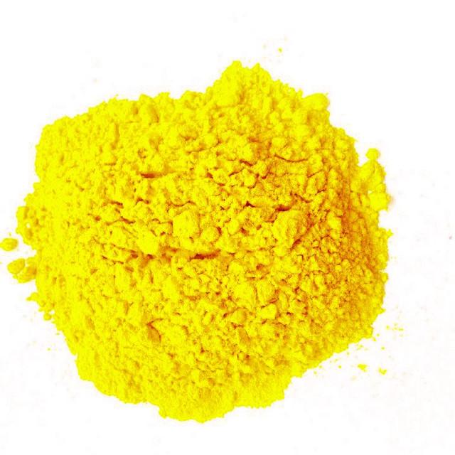 Жовта фарба Холі