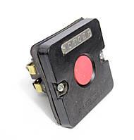 Пост кнопочный ПКЕ 122-1 У2 красная