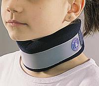 Легкий анатомический шейный ортез, детский ORTEL® C1 JUNIOR