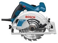Дисковая пила Bosch GKS 190, 1400 Вт, 70 мм пропил