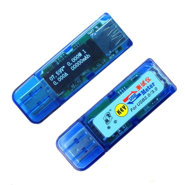 OLED 3.0 USB тестер
