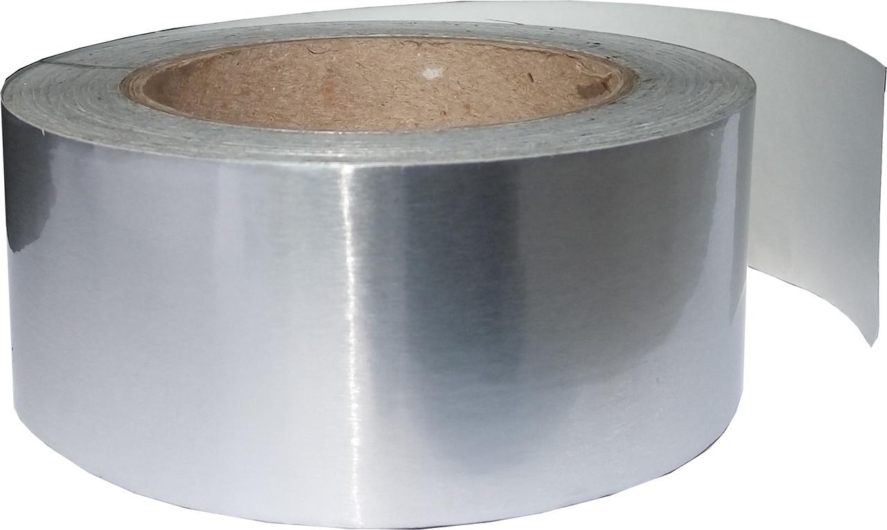 Лента самоклеящаяся алюминиевая Multifoam с лавсановой пленкой