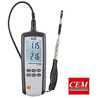 DT-3880 Термоанемометр, нагретая струна