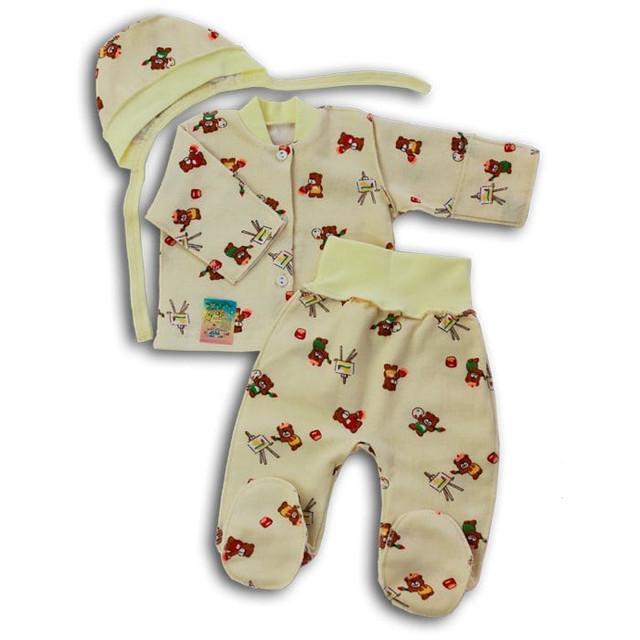 Одежда для новорожденных оптом недорого