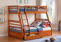 Двухъярусная кровать трансформер - Аскания, фото 1